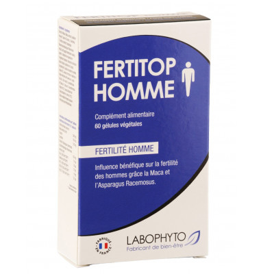 fertitop homme fertilite gelules