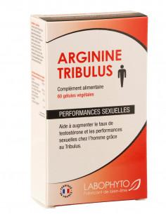 arginines tribulus perfomances sexuelles gelules