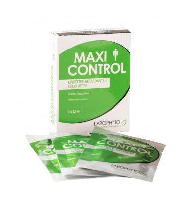 Maxi Control Lingettes Retardantes ejaculation precoce