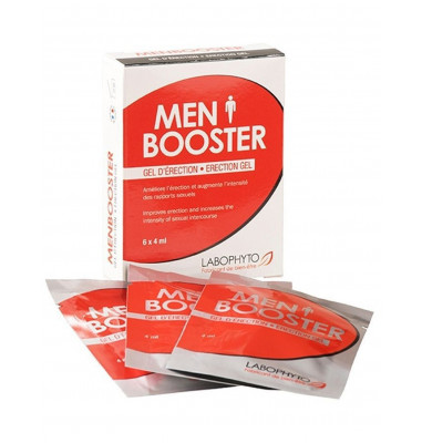 menbooster gel erection sachets