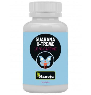 Guarana X-treme - 10% caféine - 90...