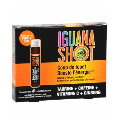 Iguana Shot - 7 Unidoses 25 ml -...