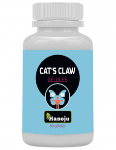 griffe de chat cat's claw 90 gélules
