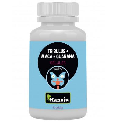 Tribulus Maca Guarana gelules