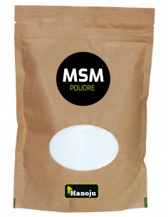 Poudre MSM – 500g
