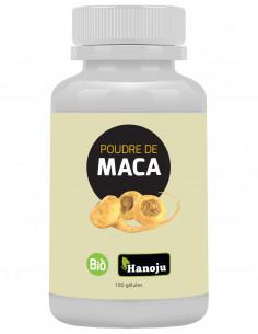 Maca Jaune Bio – 180 gélules