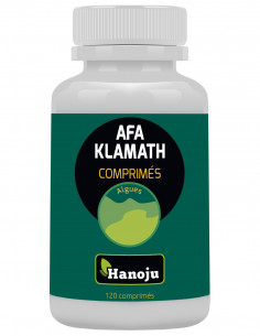 Algue Klamath AFA USDA comprimes